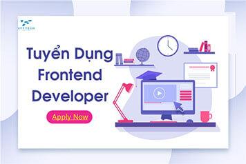 Tuyển Frontend Developer