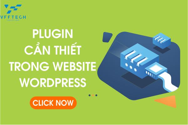 plugin can thiet trong wordpress