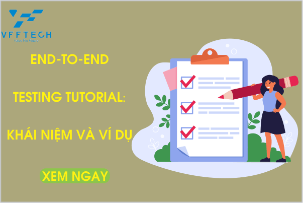 END To END Testing Tutorial