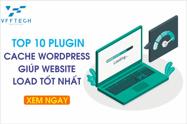 Plugin cache wordpress