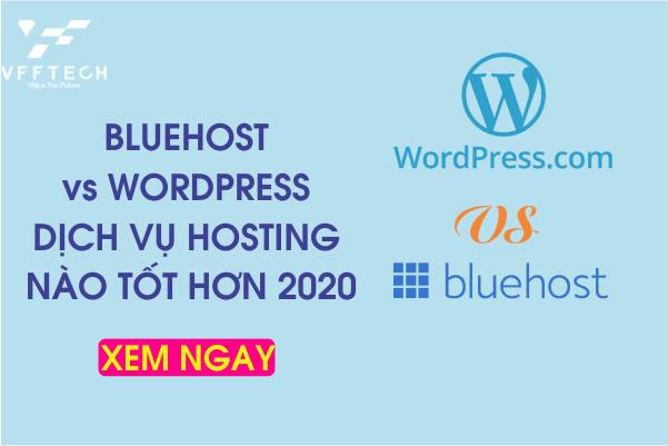 bluehost-vs-wordpress